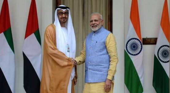 Modi will be given the Order of Zayd honor